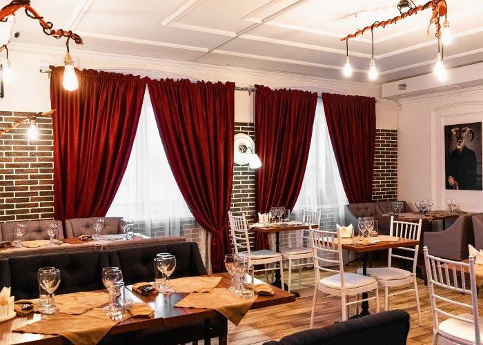 Ресторан Apart Hotel Линкер Парк позволяет проведение свадьбы в любое время года и вмещает до 35 человек