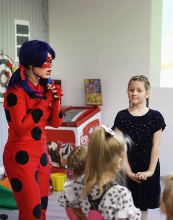 Детская комната в Линкер Парк активно используется как в дни проведения массовых мероприятий, так и для отдельных гостей