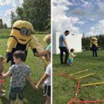 В Линкер Парк проводятся мероприятия для маленьких гостей и их родителей с участием аниматоров, фото 14
