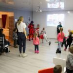 В Линкер Парк оборудована просторная детская комната, в которой маленькие гости могут играть и участвовать в мероприятиях, фото 16
