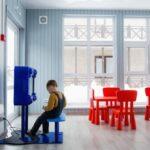 В Линкер Парк оборудована просторная детская комната, в которой маленькие гости могут играть самостоятельно, фото 18
