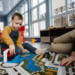 В Линкер Парк оборудована детская комната, в которой дети могут играть самостоятельно или с родителями, фото 19