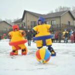Сумобол – Apart Hotel «Линкер Парк» предлагает активные развлечения на свежем воздухе и зимой, и летом, фото 3