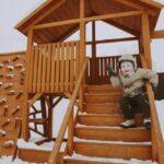 В Apart Hotel «Линкер Парк» установлены разнообразные игровые площадки для маленьких детей, фото 9