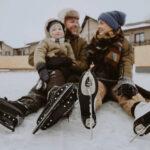 Для семейного отдыха зимой в Линкер Парк имеются качели, горка, каток и другие развлечения, фото 20