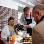 Семейный ужин в ресторане Линкер Парк, блюда авторской кухни от шеф-повара, фото 24