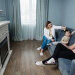 Для семейного отдыха в Линкер Парк имеется комфортный номер категории полулюкс с камином, фото 4