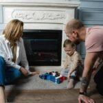 Для семейного отдыха в Линкер Парк имеется комфортный номер категории полулюкс с камином, фото 5
