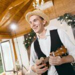 Развлекательная программа для жениха, невесты и гостей в галерее WOOD, свадьба Антона и Лены, фото 18