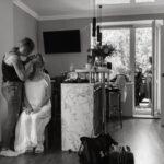 Подготовка невесты к выходу в номере полулюкс на свадьбе Антона и Лены в Apart Hotel «Линкер Парк», фото 2