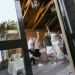 Развлекательная программа для жениха, невесты и гостей в галерее WOOD, свадьба Антона и Лены, фото 19