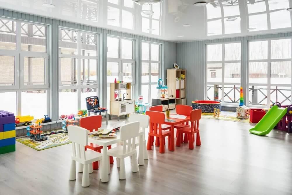 Фотогалерея на сайте, детская комната для развлечения маленьких гостей и проведения детских праздников, фото 1