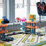 Детская комната в Apart Hotel Линкер Парк для развлечения маленьких гостей и проведения детских праздников, фото 17