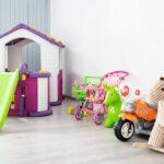 Детская комната в Apart Hotel Линкер Парк для развлечения маленьких гостей и проведения детских праздников, фото 9