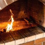Банкетный зал Гриль хаус в Apart Hotel Линкер Парк для проведения мероприятий за городом, печь на дровах