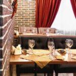 Ресторан для банкета и других мероприятий в Линкер Парк, интерьер и мебель на фото 1