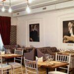 Ресторан для банкета и других мероприятий в Линкер Парк, интерьер и мебель на фото 5
