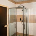 Для комфорта гостей, отдыхающих в сауне «Линкер Парк», оборудованы душевые комнаты, фото 21