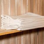 Гостям, арендующим сауны «Линкер Парк», предоставляются простыни и тапочки, а по запросу еще и полотенца, фото 22