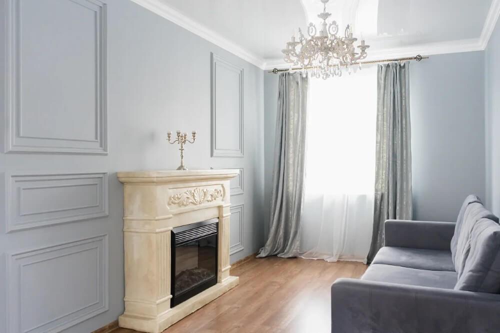 Номер полулюкс в Apart Hotel «Линкер Парк», интерьер, мебель и оборудование, фото 1