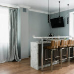Номер полулюкс в Apart Hotel «Линкер Парк», интерьер, мебель и оборудование, фото 7