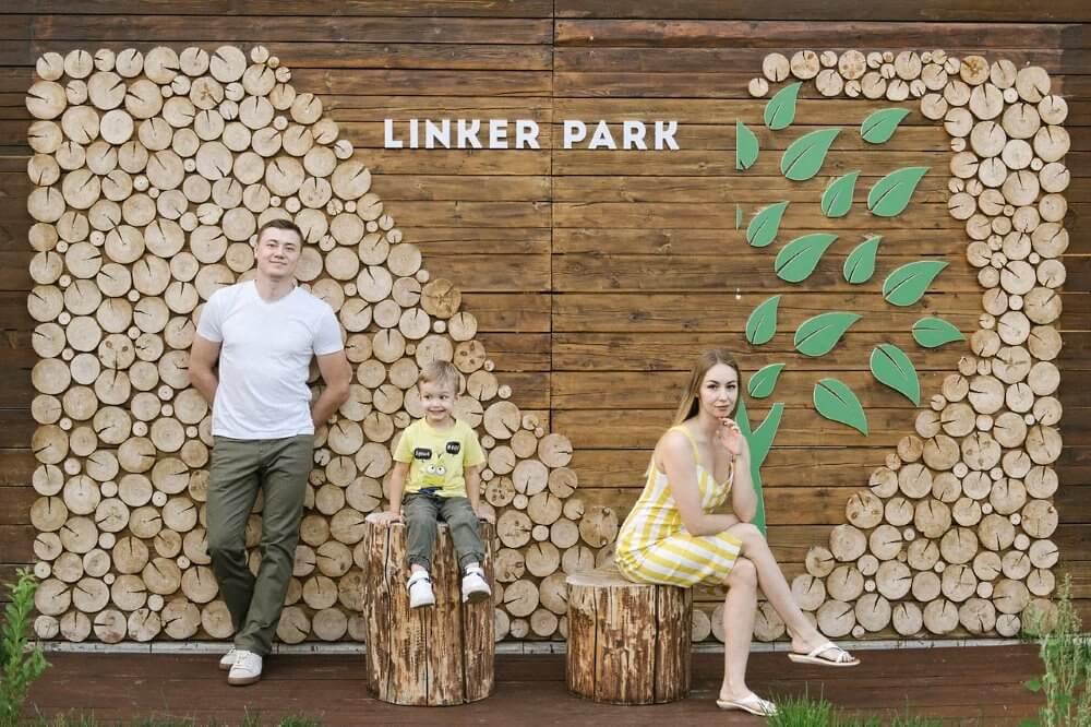 Линкер Парк приглашает провести летний семейный отдых на своей благоустроенной территории, фото 1