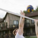 Семейный отдых летом в Линкер Парк – возможность поиграть в волейбол на свежем воздухе, фото 10