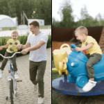 Семейный отдых летом в Линкер Парк – совместные забавы на свежем воздухе и детские игры, фото 15