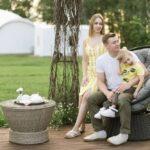 Семейный отдых летом в Линкер Парк – приятное совместное чаепитие в тишине на свежем воздухе, фото 2