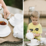Семейный отдых летом в Линкер Парк – приятное совместное чаепитие в тишине на свежем воздухе, фото 4