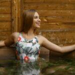 Уникальное предложение для гостей – банный чан на свежем воздухе в саунах «Линкер Парк», фото 27